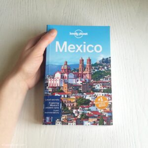 MEXICO lonely planet