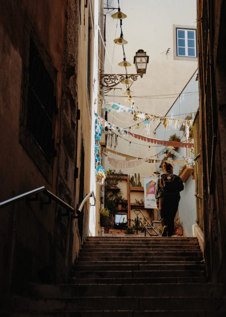 One day in Lisbon - Alfama
