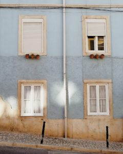 One day in Lisbon - dream house
