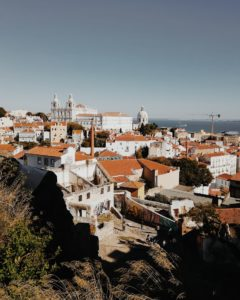 One day in Lisbon - Secret View Point