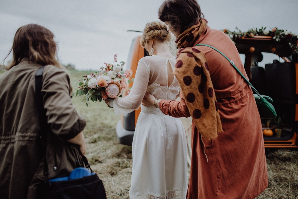 Styled Shoot Bohemian Wedding